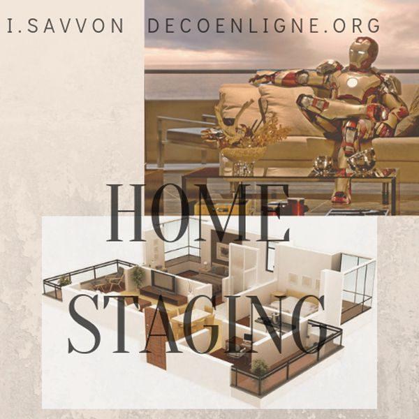 """La visite conseil """"Home Staging"""" : Un investissement pour vous donner les meilleures chances de vendre mieux et avec moins de négociation votre bien"""
